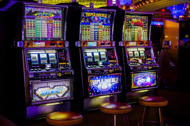 play slot gambling